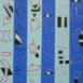 Blue, Editions #1–#12; not all panels are available